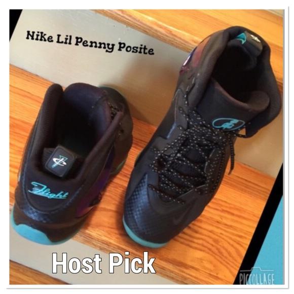 new concept f1770 e2127 Nike Lil Penny Posite Hardaway QS Hyper. M 5b34e0a3c617770f782b3d3a